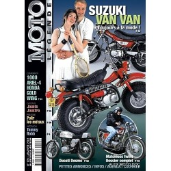 Moto légende n° 109