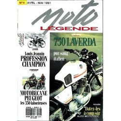 Moto légende n° 4