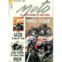 Moto légende n° 6