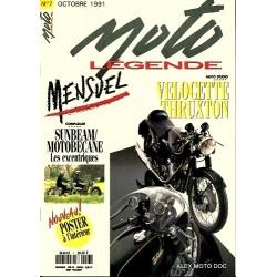 Moto légende n° 7