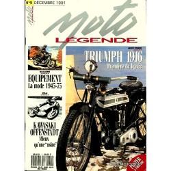 Moto légende n° 9