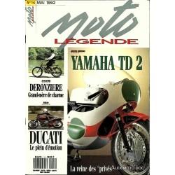 Moto légende n° 14