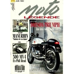 Moto légende n° 15