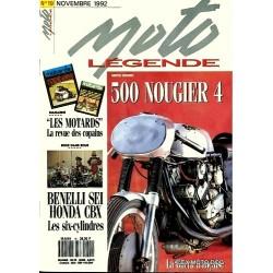 Moto légende n° 19