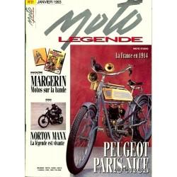Moto légende n° 21