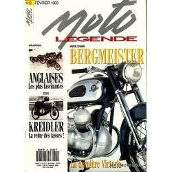 Moto légende n° 22