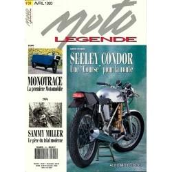 Moto légende n° 24