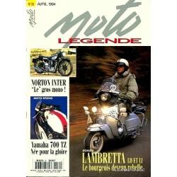 Moto légende n° 35