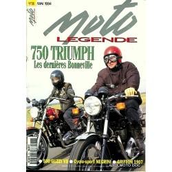 Moto légende n° 36