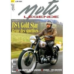 Moto légende n° 37