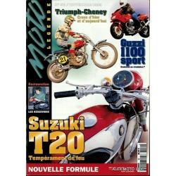 Moto légende n° 52