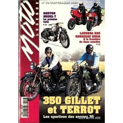 Moto légende n° 72