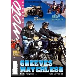 Moto légende n° 74
