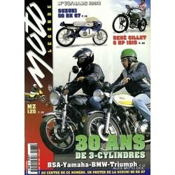 Moto légende n° 78