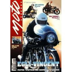 Moto légende n° 91