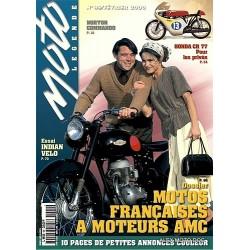 Moto légende n° 99
