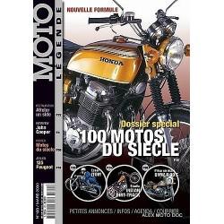 Moto légende n° 100