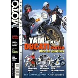 Moto légende n° 102