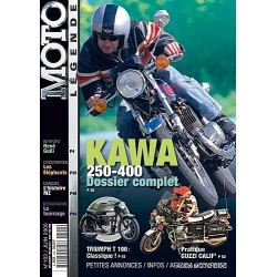 Moto légende n° 103