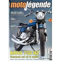 Moto légende n°