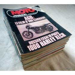 Année 1978 MOTO JOURNAL