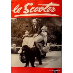 Le scooter n°1