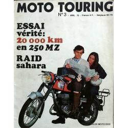 Moto Touring n° 3