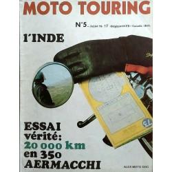 Moto Touring n° 5