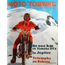 Moto Touring n° 6