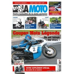 la vie de la moto n° 570