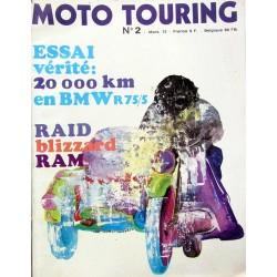 Moto Touring n° 2