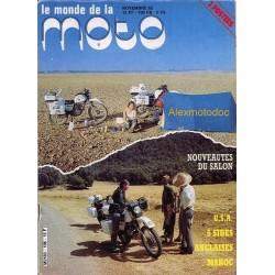 Le Monde de la moto n°