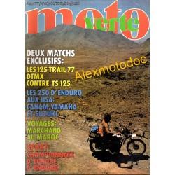 Moto verte n° 40