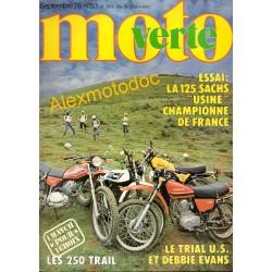 Moto verte n° 53