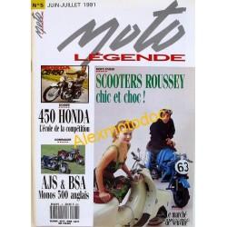 Moto légende n° 5