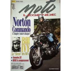Moto légende n° 45