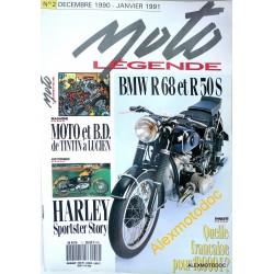 Moto légende n° 2