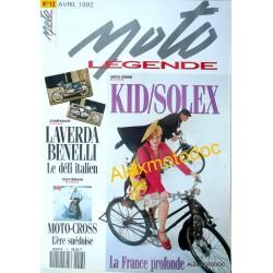 Moto légende n° 13