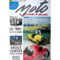 Moto légende n° 16