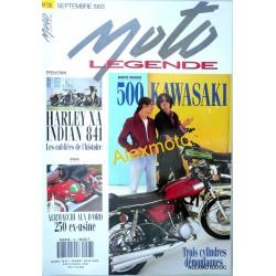 Moto légende n° 28