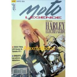 Moto légende n° 34