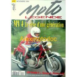 Moto légende n° 41