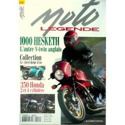 Moto légende n° 42