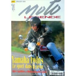 Moto légende n° 43