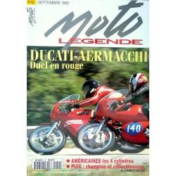 Moto légende n° 50