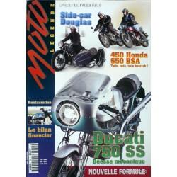 Moto légende n° 54