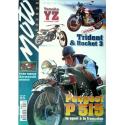 Moto légende n° 55