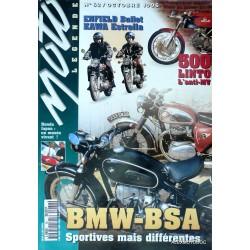 Moto légende n° 62