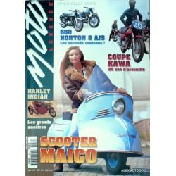 Moto légende n° 58