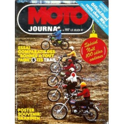 Moto journal n° 197